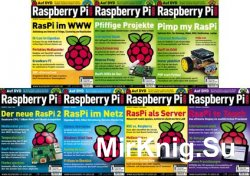 Raspberry Pi Geek (1/2015 - 1/2016)
