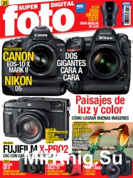 Superfoto Digital Issue 244 Mayo 2016
