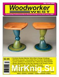 Woodworker West - May/June 2016