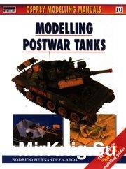 Modelling Postwar Tanks (Osprey Modelling Manuals 10) - «Журналы»