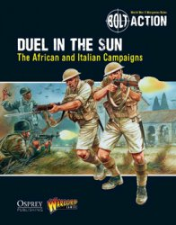 Bolt Action: Duel in the Sun – The African and Italian Campaigns