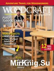 Woodcraft Magazine - June/July 2016