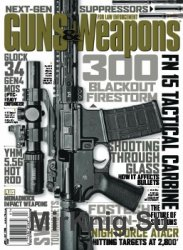 Guns & Weapons for Law Enforcement 2016-06/07