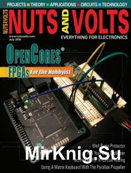 Nuts And Volts №7 2016