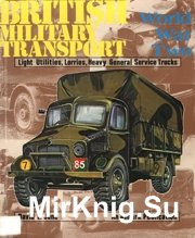 British military transport World War II