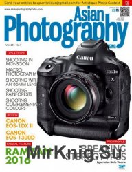 Asian Photography July 2016