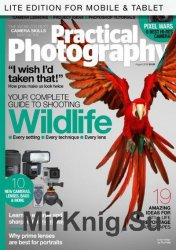 Practical Photography August 2016