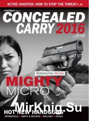 Gun Digest presents: Concealed Carry 2016-07