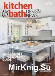 Kitchen & Bath Design News - September 2016