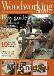 Woodworking Crafts - October 2016