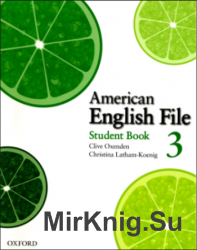 American English File - level 3 (+CD)