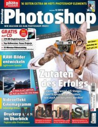 Digital PHOTO Sonderheft Photoshop Nr.4 2016