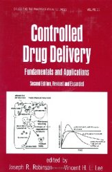 Controlled Drug Delivery: Fundamentals and Applications, 2nd Edition