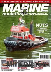 Marine Modelling International 2016-12