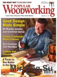 Popular Woodworking №181 - February 2010