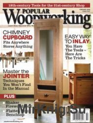 Popular Woodworking №167 - February 2008