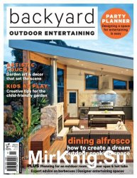 Outdoor Entertaining - Issue 10 2017