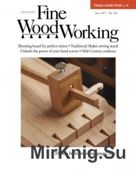 Fine Woodworking №261, May/June 2017