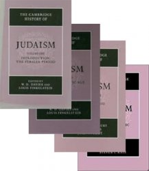 The Cambridge History of Judaism: Vols.I-IV