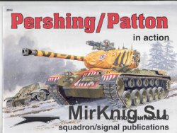 Pershing/Patton in Action (Squadron Signal 2040)