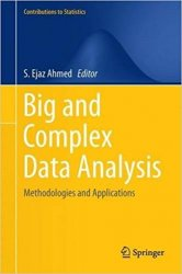 Big and Complex Data Analysis: Methodologies and Applications