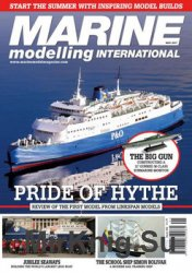 Marine Modelling International 2017-05