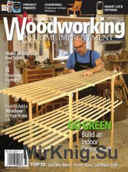 Canadian Woodworking & Home Improvement №106 (February-March 2017)