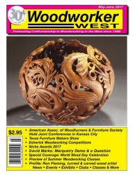 Woodworker West - May-June, 2017