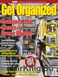 Wood Magazine Special Issue - Get Organized 2012