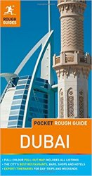 Pocket Rough Guide Dubai