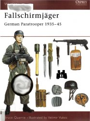 Fallschirmjager German Paratrooper 1935–45