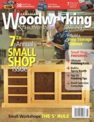 Canadian Woodworkng  & Home Improvement — June-July 2017