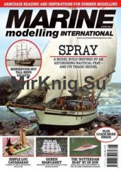 Marine Modelling International - August 2017
