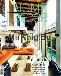 Home & Decor Malaysia - August 2017