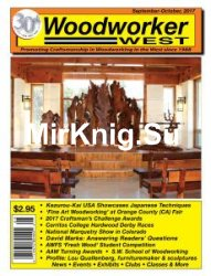 Woodworker West - September-October 2017