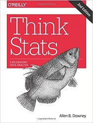 Think Stats: Exploratory Data Analysis, 2nd Edition