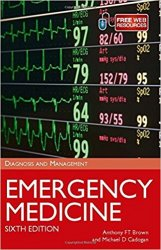 Emergency Medicine: Diagnosis and Management, Sixth Edition