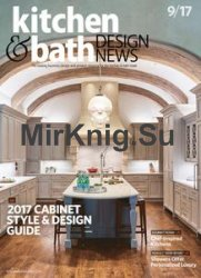 Kitchen & Bath Design News - September 2017