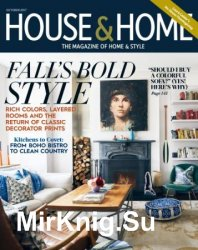 House & Home - October 2017