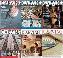 Woodcarving - 2017 Full Year Issues Collection