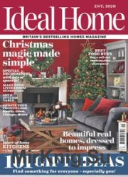 Ideal Home UK - December 2017