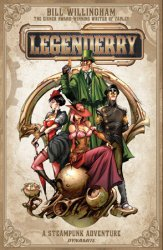 Legenderry: A Steampunk Adventure (Comics)