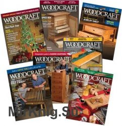 Woodcraft Magazine - 2017 Full Year Issues Collection