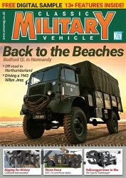 Classic Military Vehicle - Free Sample Issue 2017-18