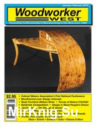 Woodworker West - January/February 2018