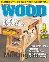 WOOD Magazine - March 2018