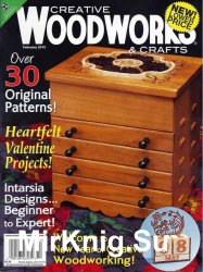 Creative Woodworks & Crafts №170