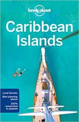 Lonely Planet Caribbean Islands, 7 edition
