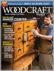 Woodcraft Magazine №81 2018