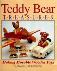 Teddy Bear Treasures: Making Movable Wooden Toys